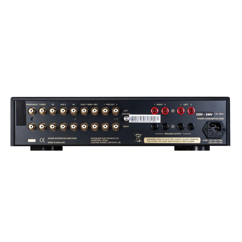 3010S2D Integrated Amplifier