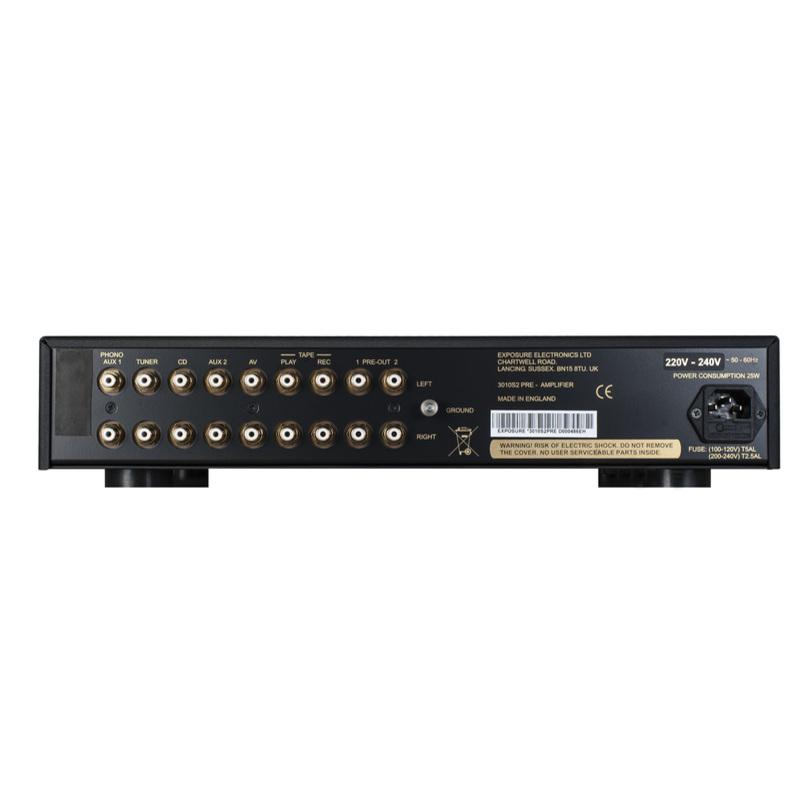 3010S2D Pre-Amplifier