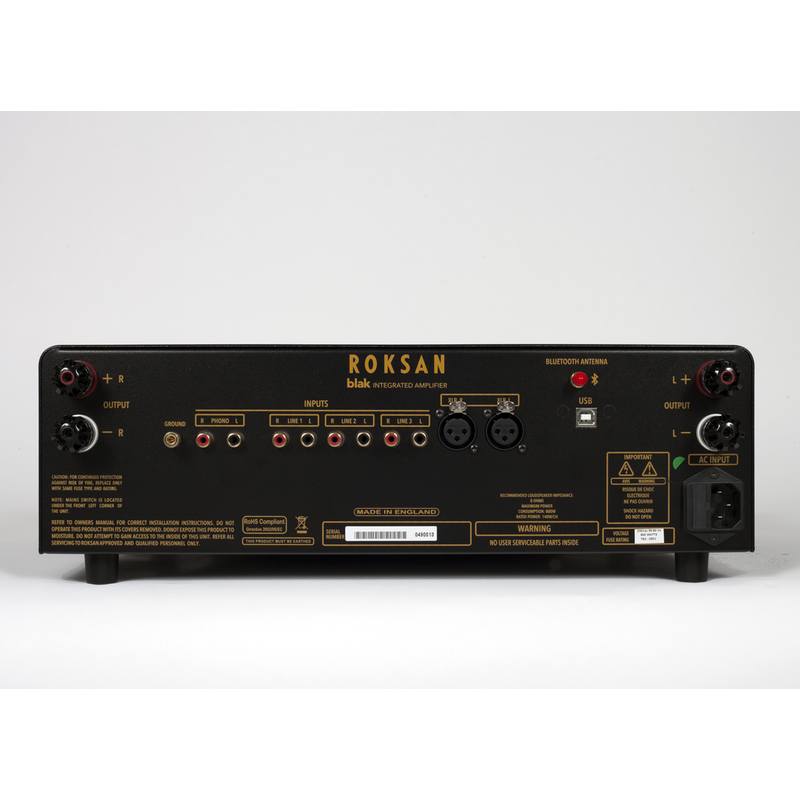 Roksan blak Integrated Amplifier