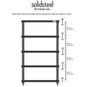 S3 Series Reference HiFi Rack S3-5