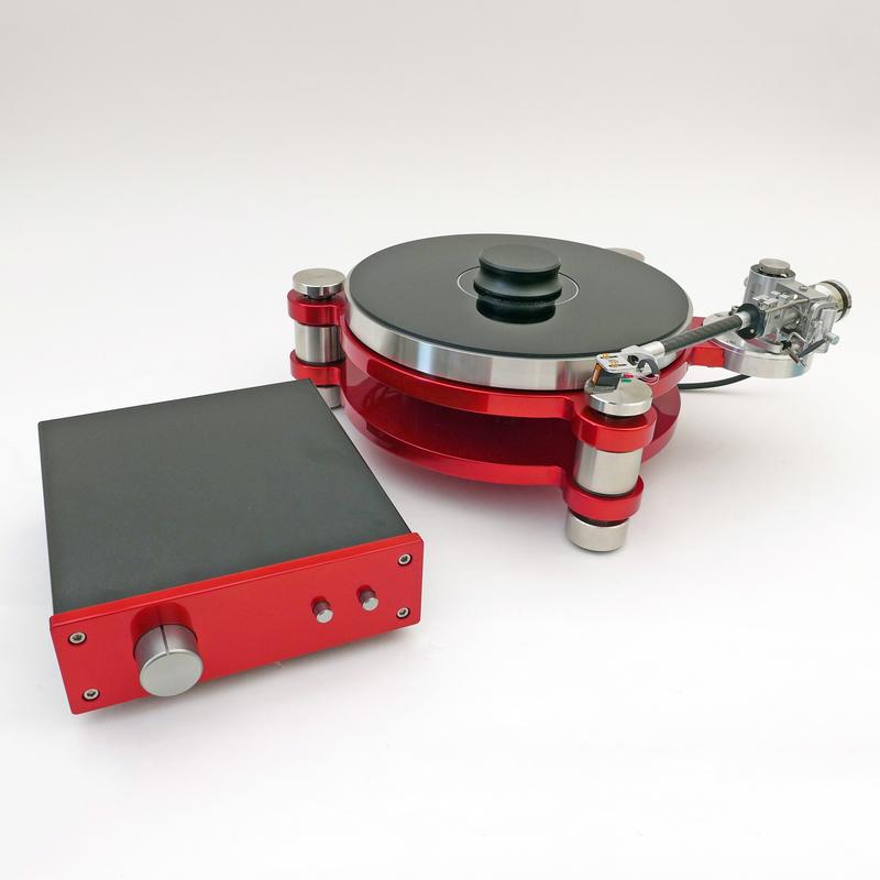 SMD Acoustics V2.0 Turntable