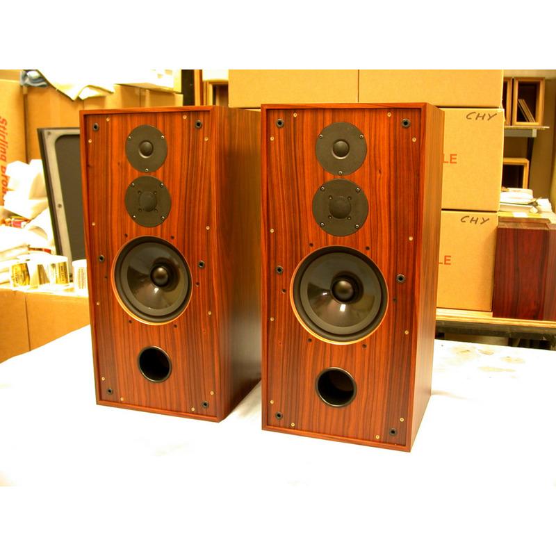 Stirling Broadcast BBC LS3/6 Reference Loudspeaker