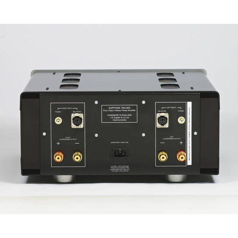 Sugden Sapphire FBA 800 Power Amplifier
