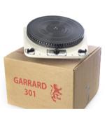 A Garrard 301 for Christmas?