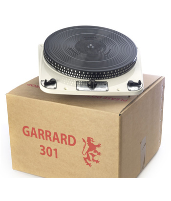 A Garrard 301 for Christmas?