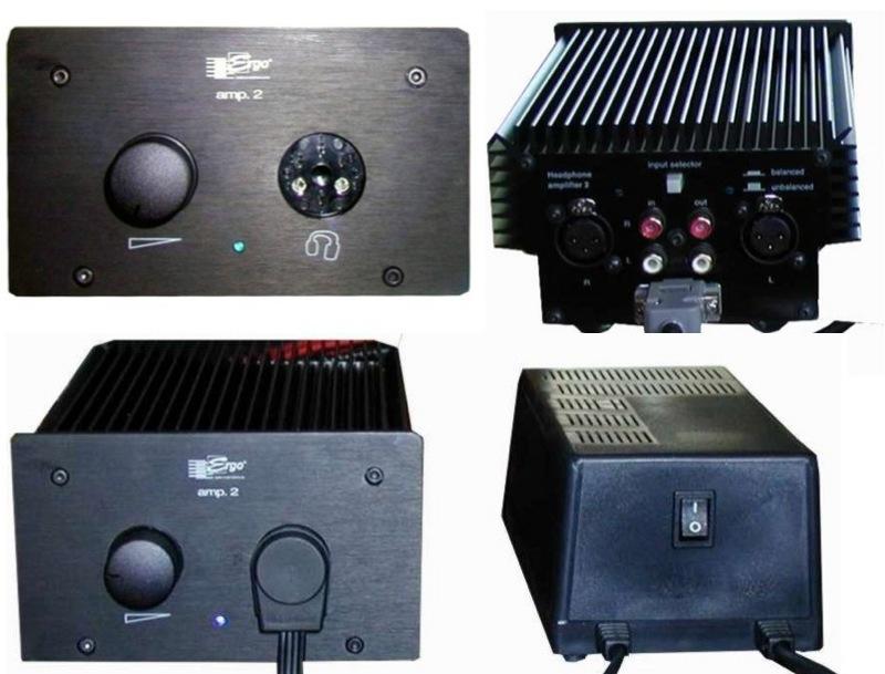 Ergo Amp 2.