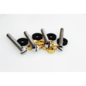 Garrard 301 Stainless Steel Mounting Bolts