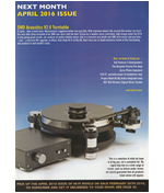 HiFi World Reviews the new SMD Acoustics V2.0 Turntable