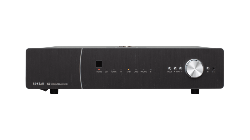 K3 Integrated Amplifier