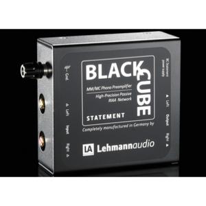 Lehmann Audio Black Cube Statement