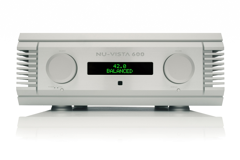 NU-VISTA 600 INTEGRATED AMPLIFIER