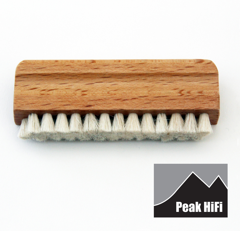 Okki Nokki Goats Hair Hand Brush