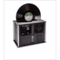 Ultrasonic Record Cleaning