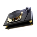 SMD Acoustics Type II Brass Reference Plinth (Garrard 301/401)