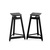 SS Series SS-5 Vintage Hi-Fi Speaker Stands