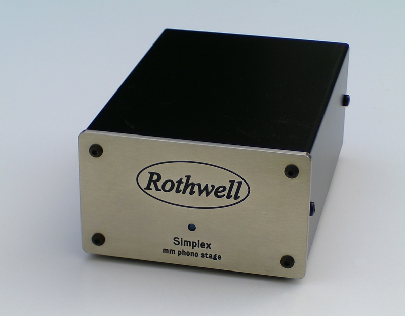 Simplex Phono Stage