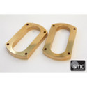 Solid Brass Spacer for SME Tone Arms