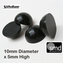 Sorbothane® 10mm Isolation Hemispheres