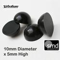 Sorbothane® 10mm Isolation Hemispheres