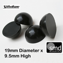 Sorbothane® 19mm Isolation Hemispheres