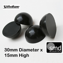Sorbothane® 30mm Isolation Hemispheres