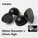 Sorbothane® 40mm Isolation Hemispheres
