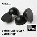 Sorbothane® 50mm Isolation Hemispheres