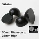 Sorbothane® 50mm Isolation Hemispheres