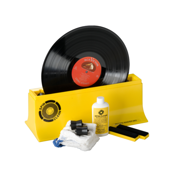 Spin Clean Affordable Record Cleaning Products
