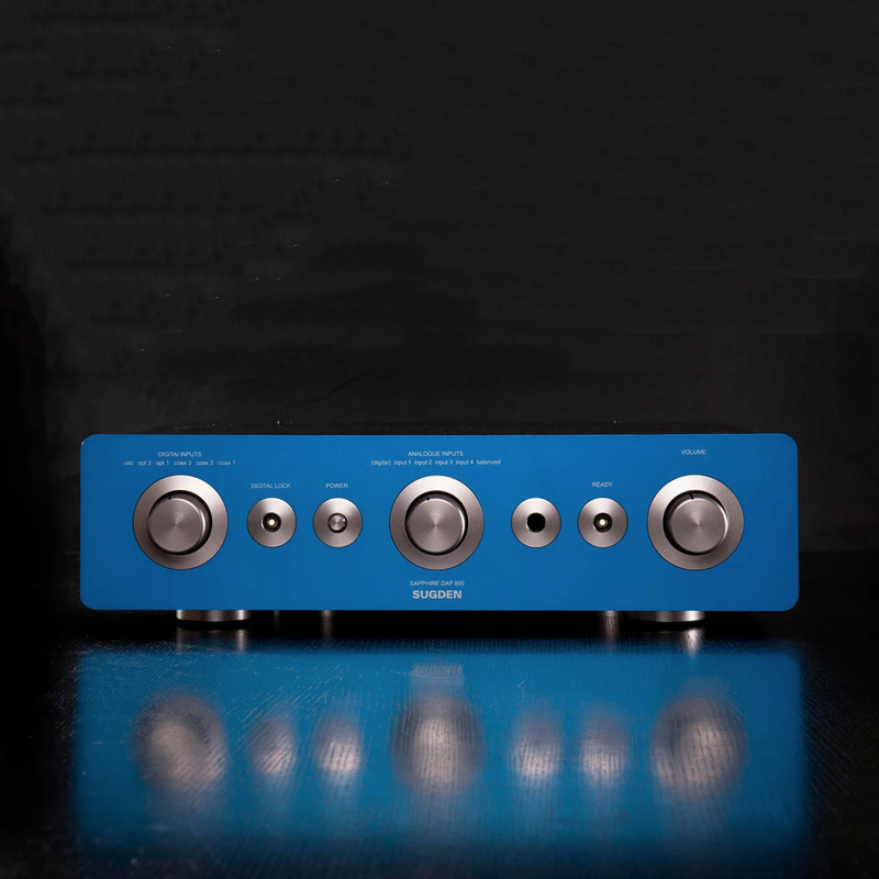 Sugden Sapphire DAP 800 Pre Amplifier