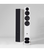 The New PMC Fact Signature Speakers are on demonstration at Peak HiFi.