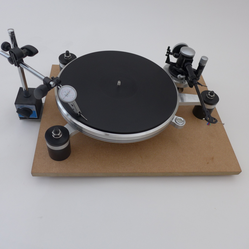 Turntable Repairs/Upgrades/Service