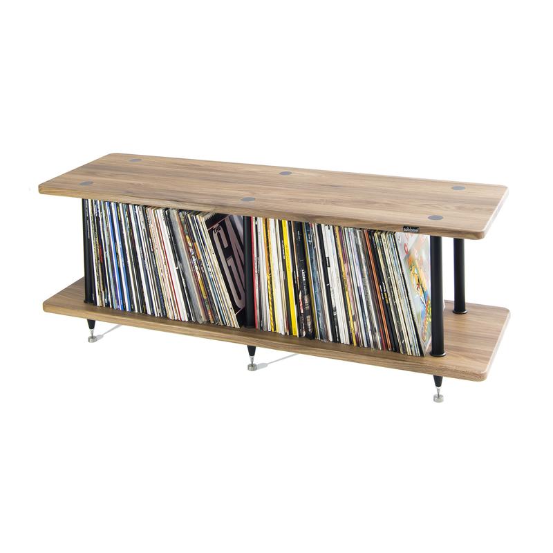 VL Series Hi-Fi Audio and Vinyl Storage Rack VL2