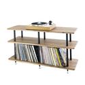 VL Series Hi-Fi Audio and Vinyl Storage Rack VL3