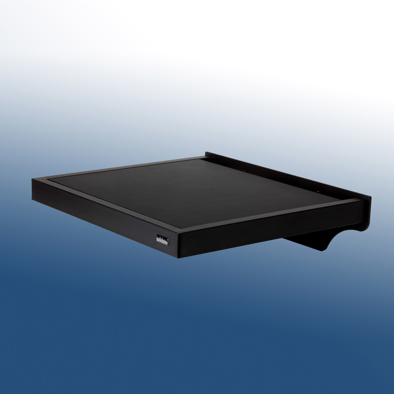 WS Series WS5 Solid Steel Wall Shelf