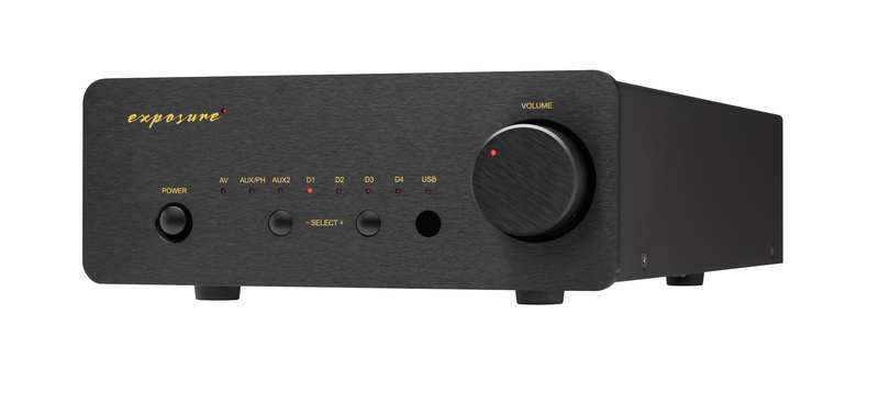 XM 5 Integrated Amplifier